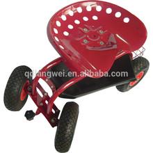 steel garden cart steel tractor seats cart