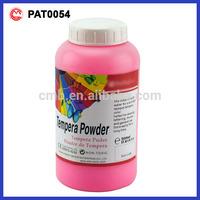 Colors dry acrylic powder paint