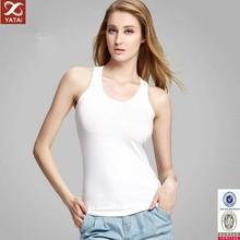 Fashion design wholesale ladies tank tops