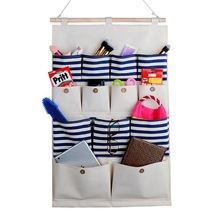 Wall Door Closet Organizer Hanging Storage bag