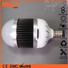China Factory 30w--120W led bulb parking lot gas station LED e40 bulb/e40 led bulb 120W