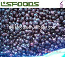 IQF Frozen Wild Blackcurrant Fuit Wholesale China