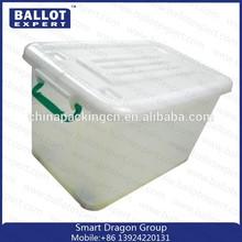 Election Box/voting Box/plastic storage container