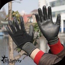 SRSAFETY best selling new products pu gloves