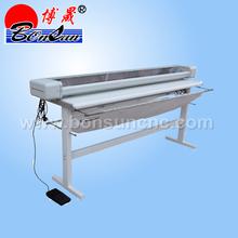 2015 nova alta qualidade guilhotina cortador de plástico para venda