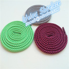 Round shoelaces funny shoe laces for sport shoes