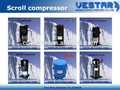 r410a toshiba compresseur alternatif