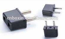 Goods 2015 Travel Power Charger Plug Adapter USA US TO EU