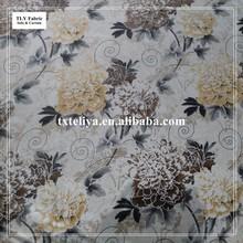 silver bronzed elegant fabric recliner sofa