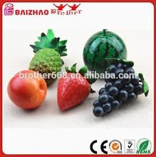 Children Farmers Market Color Sorting Fruit and Vegetable Set
