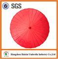Oem / ODM fuente de la fábrica de impresión personalizada manual abierto la promoción que dobla el paraguas