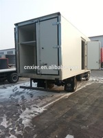 20ft container semi trailer rear door for refrigerated truck body