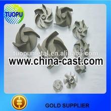 China high efficiency stainless steel pump impeller Water Pump Impeller