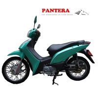 PT110-18 Classical Vintage Design V Twin Motorcycle