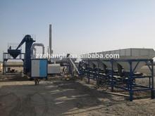 DHB40 hot mix asphalt plant, m2 asphalt price, portable asphalt plant