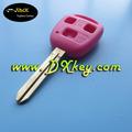 konkurrenzfähiger preis rosa farbe schlüssel für toyota toyota schlüssel shell toyota schlüssel shell mit toy43 klinge ohne logo