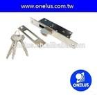 D-103 Promotional steel door cross key cylinder lock