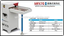 MFX70 Corner Rounding machine