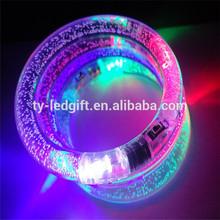 plastic led bracelet led gift item promotion wholesale led child gift