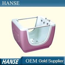 HS-B05 freestanding baby bath tub/ baby spa/ bathtub for children