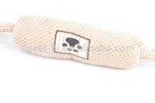 High Quality Plush Cute Cotton Squeaky Big Bone Shape Dog Toy