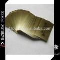 تخصيص ورقة احباط الذهب أوراق اللعب