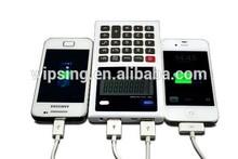 2015new dual-USB Business calculator power bank 7000mAh