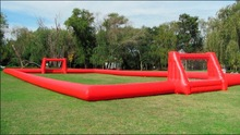 inflatable football field/inflatable soccer field/inflatable football pitch