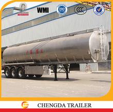 45000L oil tanker truck aluminum trailer decking