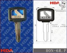 HON-6R.P Promotion plastic car key