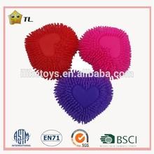Algeria Hot Sale Love Heart Squishy Ball Toy