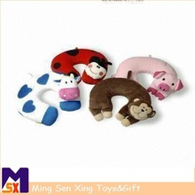 Fantastic Cute Cartoon Pattern Design Neck Animal Shape Rest Pillow