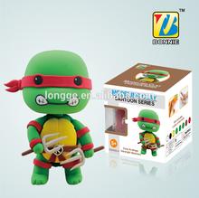 Bonnie Modeling Clay teenage mutant ninja turtles TMNT Donatello Loz Diamond Nano Block