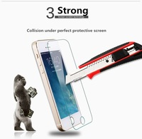 Super anti scratch tempered glass protective film for iphone 5