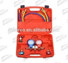 manifold calibre definido ferramentas de refrigeração