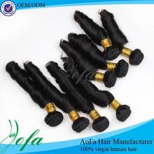 Factory price no shedding indian human hair wholesale virgin indian hair