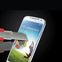 0.3mm 9h Anti-Scratch Tempered Glass Screen Protector for Samsung Galaxy S4