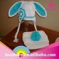 lovebaby adereços foto infantil crochet baby coelhinho da páscoa traje lbp15011003