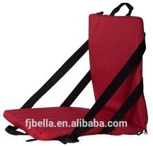 Folding Stadium Seat Bleacher Cushions Portable Sports Chair -Red