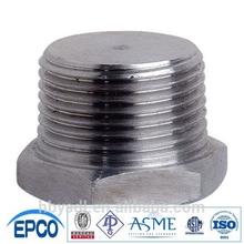 B16.11 sw pipe fitting hex head plug/nipple/coupling NPT M/F environmental galvanized