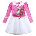 fuchsia h5575 superior fabricante de roupas para crianças no reino unido tamanho menina 7 vestidos