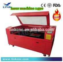 Link brand 1490 laser machine reci 80w laser machine for crafts and gifts