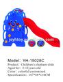 toboganes de niños/toboganes plásticos de niños/juguetes de placer