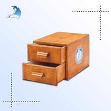 Slide,drawer sliding rail Type wood drawer box, wood tool box with drawers