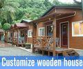 china 2014 venta caliente construir rápido y de alta calidad baratos prefabricados de madera casa móvil de precio en el hogar