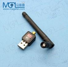 new mini design wireless wifi usb Ethernet/external network/lan card