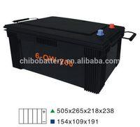 Cheap promotional mf lead acid battery spiral cell N200MF 12v200AH