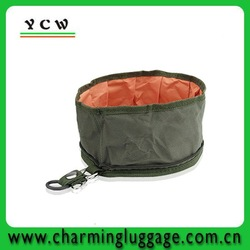 custom wholesale Collapsible pet dog bowl