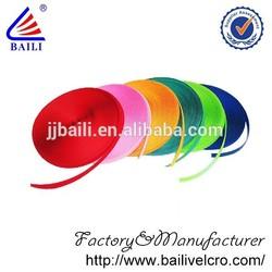 2015 top selling factory price nylon velcro hook loop fastener tape