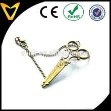 Extra Large Scissor Jewelry, Chain Bracelet, pick your size Scissor Bracelet